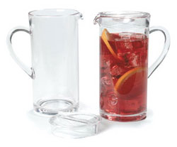 557007 Carlisle - Elan Pitcher 58 oz.