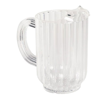 Pitcher, Plastic
