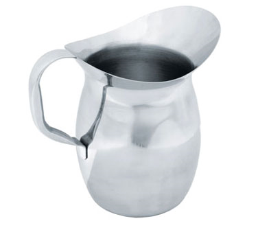 Pitcher, Stainless Steel