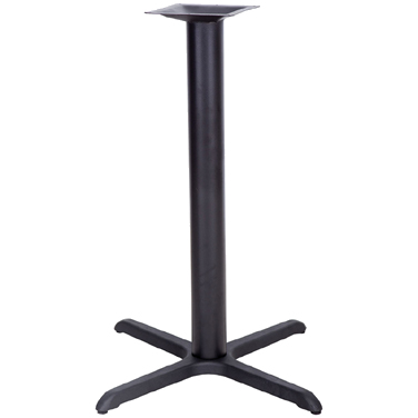 B3333BH Flash Furniture - XU-T3333-BAR-GG Table Base 33