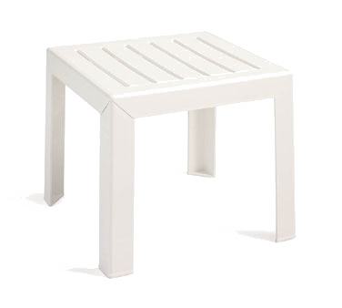 CT052004 Grosfillex - Bahia Outdoor Low Table 16