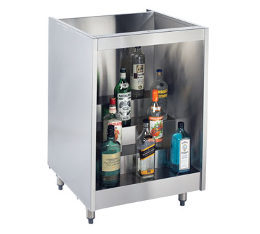 KR-L24 Krowne Metal - Royal Series Back Bar Liquor Display