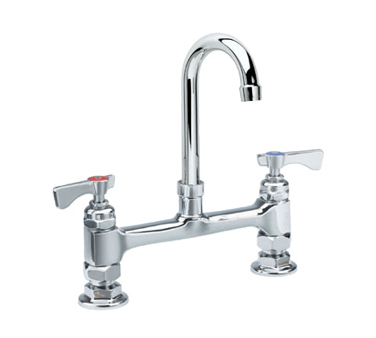 15-802L Krowne Metal - Krowne Royal Series Faucet deck-mounted