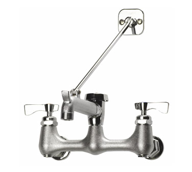 16-127 Krowne Metal - Krowne Royal Series Service Faucet Splash-Mounted