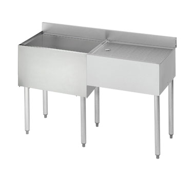 Underbar Ice Bin, Cocktail, Drainboard Unit