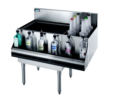 Underbar Ice Bin, Cocktail Station