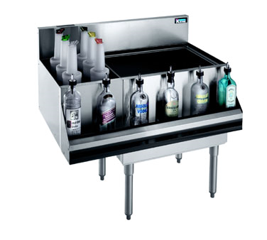 Underbar Ice Bin, Cocktail, Bottle Well Bin