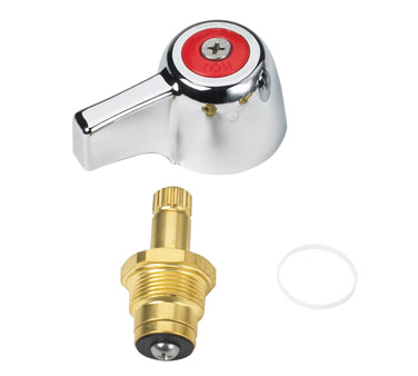 21-541L Krowne Metal - Krowne Hot Stem Replacement Assembly fits Central Brass 00-47 Series