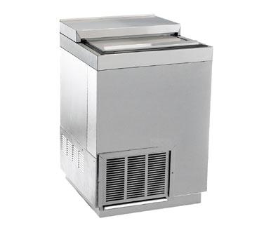 BC24-SS Krowne Metal - Bottle Cooler flat top
