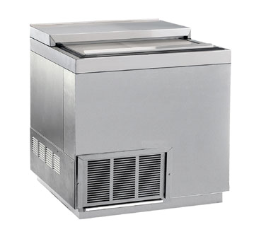 BC36-SS Krowne Metal - Bottle Cooler flat top