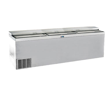 BC96-SS Krowne Metal - Bottle Cooler flat top