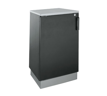 BD24 Krowne Metal - Back Bar Dry Storage Cabinet one section