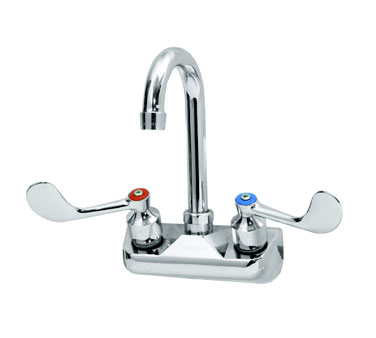 H-102 Krowne Metal - Low-Lead Faucet splash mount