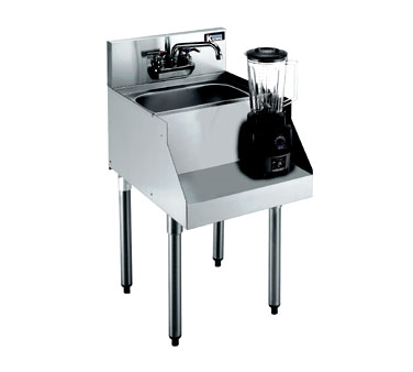 KR21-12BD Krowne Metal - Royal 2100 Series Blender/Liquid Dump Sink