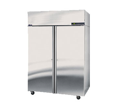 NW482SSS/8 Nor-Lake - Nova Reach-In Heated Cabinet Two-Section