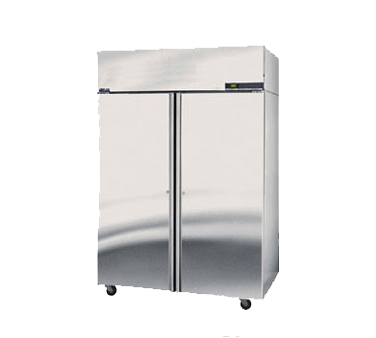 NW484SSS/8 Nor-Lake - Nova Reach-In Heated Cabinet Two-Section