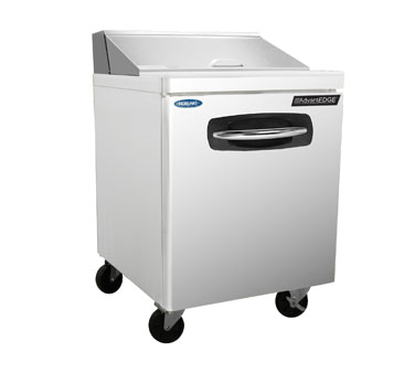 NLSP27-8 Nor-Lake - AdvantEDGE Refrigerated Sandwich Unit 27-1/2