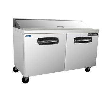 Nlsp60 16 Nor Lake Advantedge Refrigerated Sandwich Unit