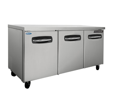 NLUR72 Nor-Lake - AdvantEDGE Undercounter Refrigerator 72-3/8