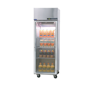 NR241SSG/0X Nor-Lake - Nova Reach-In Refrigerator One-Section