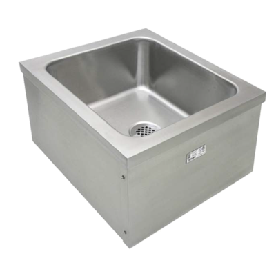 SE2024FM GSW - Mop Sink, floor mount
