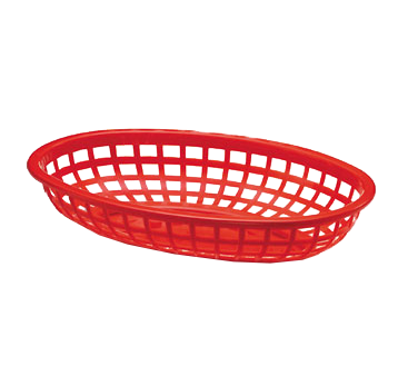 1074R Tablecraft Products - Classic Basket 9-3/8