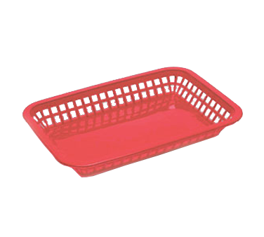 1079R Tablecraft Products - MÃS Grande Platter Basket 11-3/4
