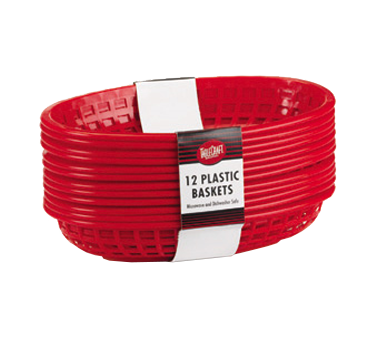C1084R Tablecraft Products - Cash & Carry Baskets 11-3/4