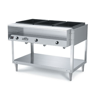 Hot Food Steam Table
