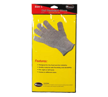 GCR-L Winco - Glove large cut resistant