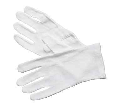 GLC-M Winco - Service Glove size M 100% cotton