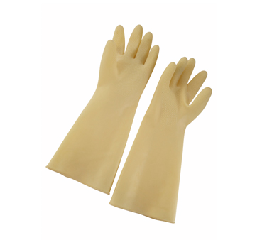 NLG-816 Winco - Latex Gloves 8-1/2