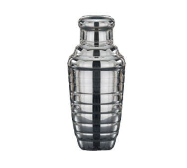 BHS117 American Metalcraft - Beehive Cocktail Shaker 16 oz.