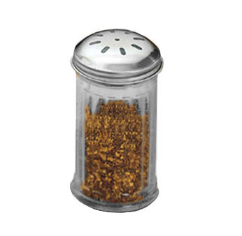 3300 American Metalcraft - Shaker Dispenser Jar Only 12 oz.