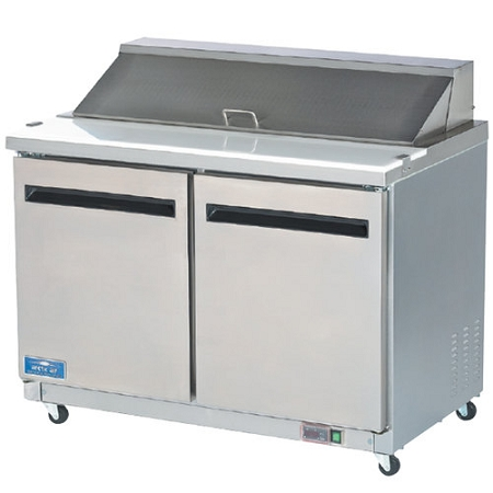 AMT60R Artic Air - Mega Top Sandwich/Salad Prep Table