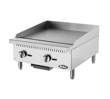 ATMG-24 Atosa - Heavy Duty Griddle gas