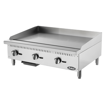 ATMG-36 Atosa - Heavy Duty Griddle gas