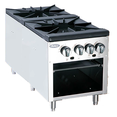 ATSP-18-2 Atosa - Stock Pot Stove gas