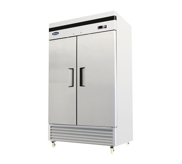 MBF8507 Atosa - B-Series Reach-In Refrigerator two-section