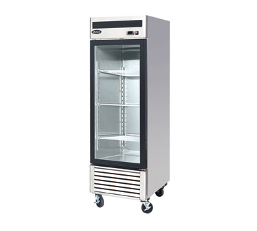 MCF8701 Atosa - Freezer Merchandiser one-section