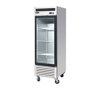MCF8705 Atosa - Refrigerator Merchandiser one-section