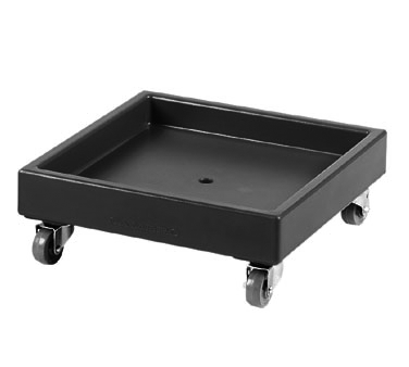 CD2020110 Cambro - CAMDOLLY FOR CAMRACKS-BLACK