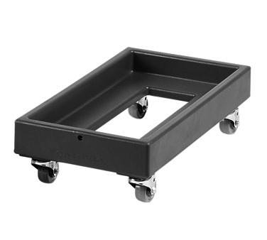 CD1327110 Cambro - CAMDOLLY MILKCRATE 13X27-BLACK