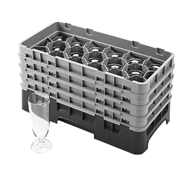 17HS638167 Cambro - CAMRACK 17 6 7/8-BROWN