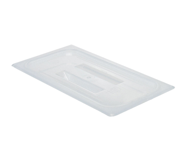 30PPCH190 Cambro - FOOD PAN LID 1/3 PP HDL-TRANS