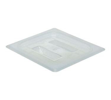 60PPCH190 Cambro - FOOD PAN LID 1/6 PP HDL-TRANS
