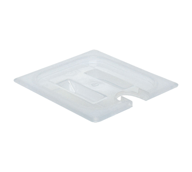 60PPCHN190 Cambro - FOOD PAN LID 1/3 PP HDLN-TRANS