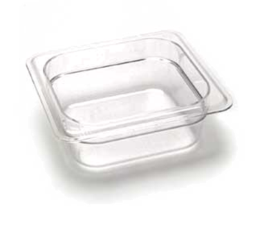 62CW135 Cambro - FOOD PAN 1/6X2