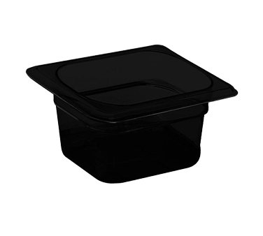 62HP110 Cambro - FOOD PAN 1/6X2
