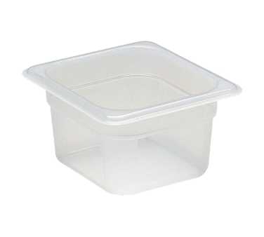 64PP190 Cambro - FOOD PAN 1/6X4
